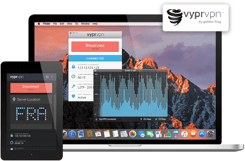 VyprVPN screenshots