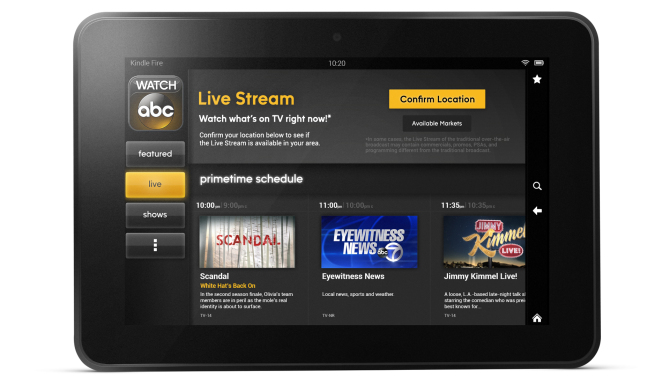 Live stream ABC from any location even if it's not available in your area